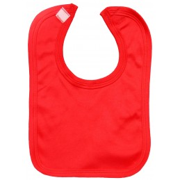 customize your red bib