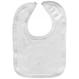 customize your white bib