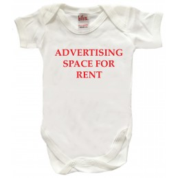 ADVERTISING SPACE FOR RENT